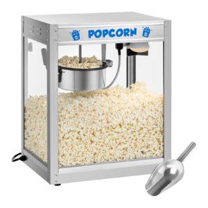 Profesionálni popcorn stroj - nerezová ocel model RCPS-1350