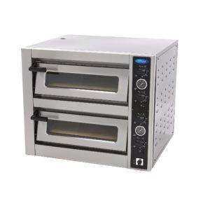 Maxima Deluxe Pizza pec - 4 + 4 x 30 cm | 09370030