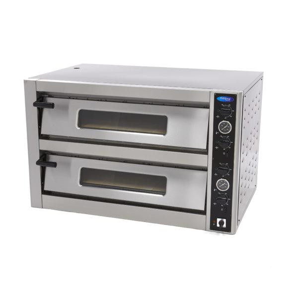 Maxima Deluxe Pizza pec - 6 + 6 x 30 cm   09370050