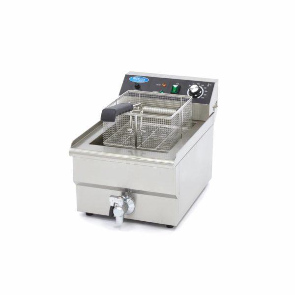 Maxima Elektrická fritéza s kohoutkem - 1 x 16 l | 09365010