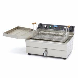 Maxima Elektrická fritéza s kohoutkem - 1 x 20 l | 09365020