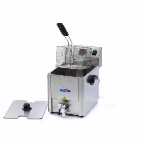 Maxima Elektrická fritéza s kohoutkem - 1 x 8 l | 09300415