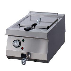 Maxima Elektrická profesionální fritéza s kohoutkem - 1 x 12 l | 09395000