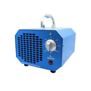 Generátor ozónu 6G Eco | 1 – 200m³, dezinfekci hygienických zařízení, zdravotnických prostor, jakož i při rekonstrukci bytů odstraňuje alergeny.