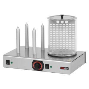 Hotdogovač - 4 trny s nádobou | HD-4N