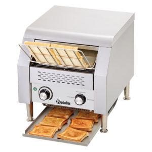 Nerezový průchozí toaster | Bartscher A100205