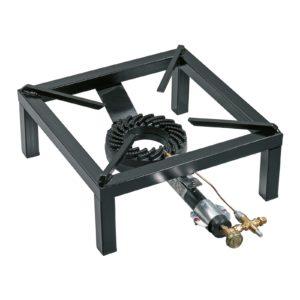 Plynový vařič s pojistkou zapalování - 7,5 kW | Bartscher 1054503