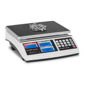 Počítací váhy - 30 kg / 1 g - SBS-ZW-3001H