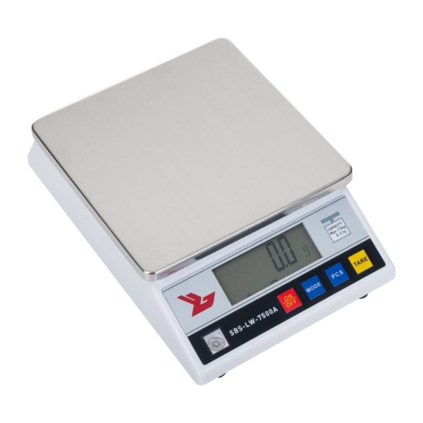 Přesné váhy - 7500 g / 0,1 g - SBS-LW-7500A