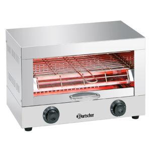 Toaster, zapékací přístroj - jednoduchý | Bartscher A151300