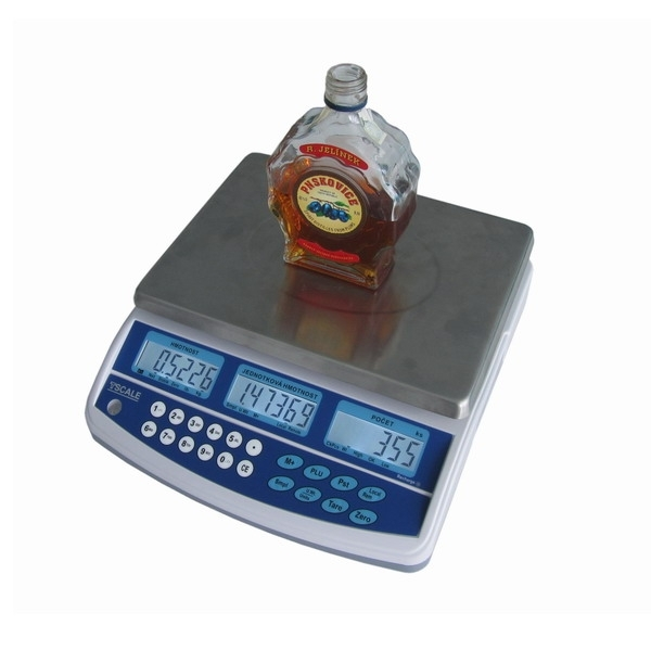Váha na alkohol TSCALE | model TSCQHD03PLUS