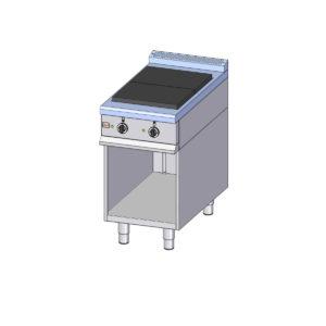Elektrické varidlo s podstavcem - 2 plotny VE-920 A