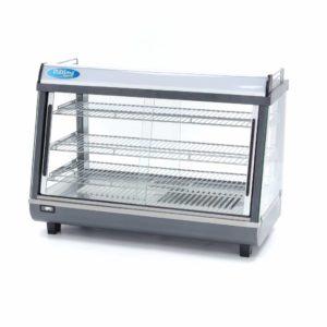 Ohřevná vitrína - 136 l | Maxima 09400790 je profesionální zařízení, které slouží k udržování sendvičů nebo občerstvení v optimální teplotě.