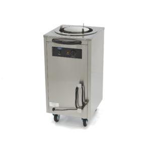 Ohřívač talířů - 40 ks - pr. 30 cm | Maxima 09362000 je nerezový ohřívač talířů, který je vhodný pro 40 kusů talířů do 30 cm