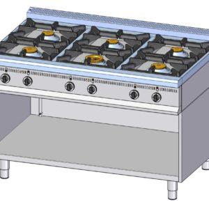 Plynové varidlo s podstavcem VP-960