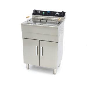 Elektrická fritéza 30 l + spodní skříňka Maxima 09365232