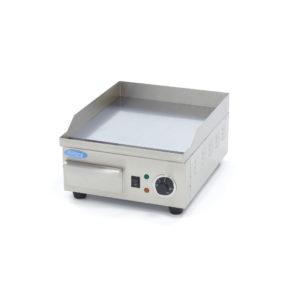 Elektrická grilovací deska 36 cm - chromová Maxima 09365162