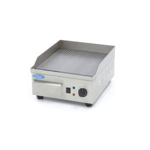 Elektrická grilovací deska 36 cm - rýhovaná Maxima 09365161