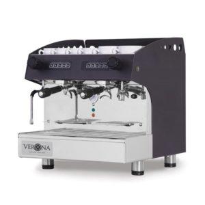 Automatický kávovar 2-skupinový Hendi 207499