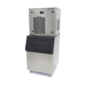 Stroj na výrobu drceného ledu 400kg/24h Maxima 09300141