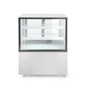 Chladící vitrína 300L - bílá   Hendi 233337